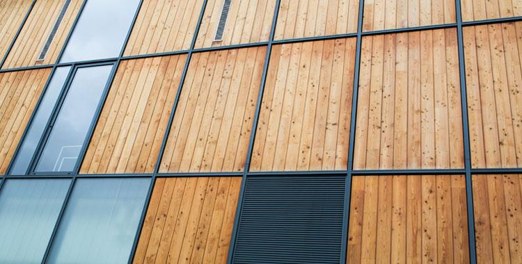 Byggsystem för trä