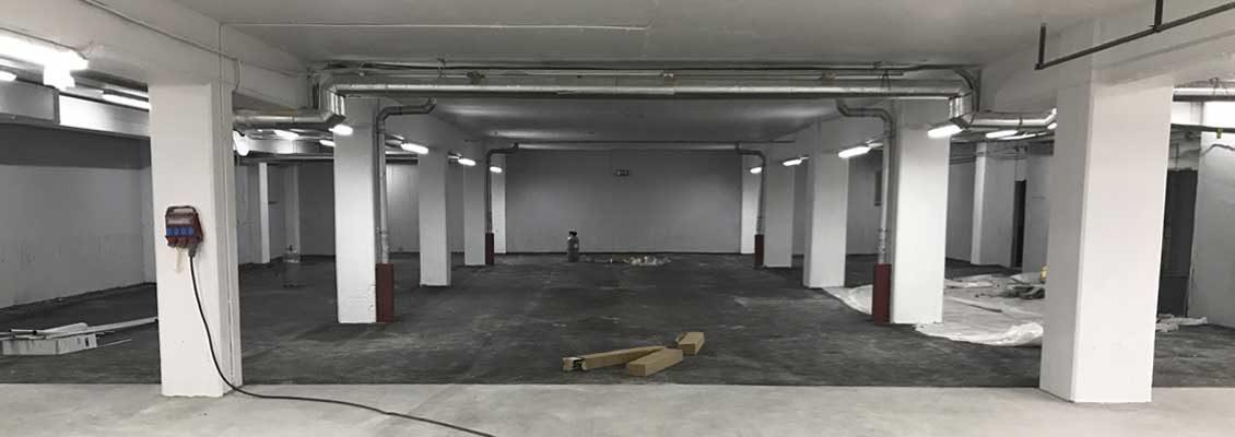 Neptunus 32 - Undre garaget