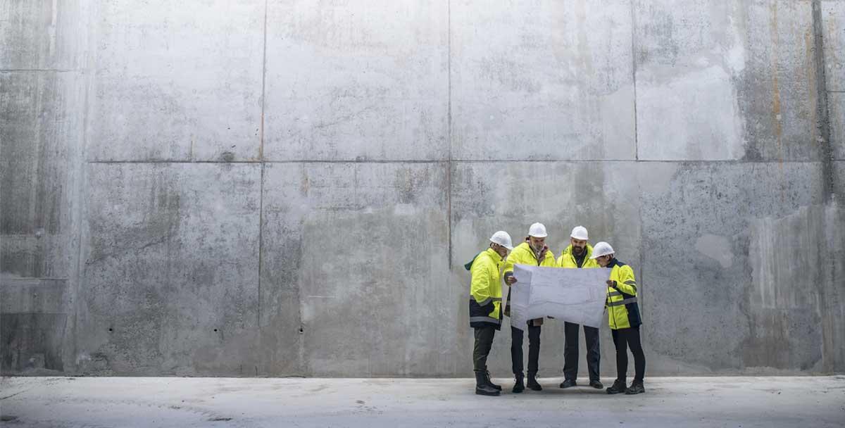 Byggsektorn i samtal med regeringen